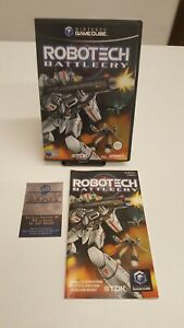 Robotech Battlecry Nintendo GameCube PAL
