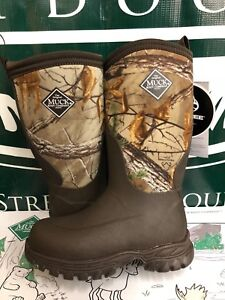 ed662a41c59ae Muck Boot Co. Kid's Rugged II Realtree Childrens Youth Sizes RG2-RTX ...