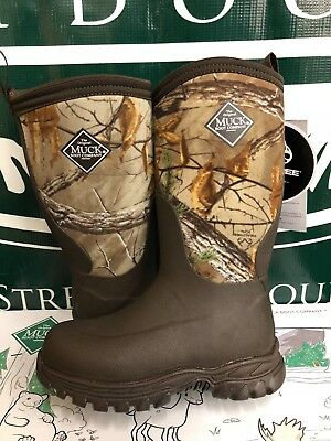 Muck Boot Co Kid/'s Rugged II Realtree Childrens Youth Sizes RG2-RTX BRAND NEW
