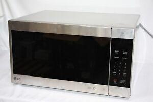 Lg Lmc2075st 2 0 Cf Full Size 1350w Stainless Steel Smart