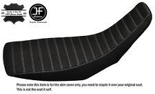 GRIP LINE DESIGN WHITE STITCH CUSTOM FITS HONDA CRF 250 L 12-16 DUAL SEAT COVER