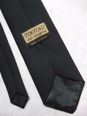 Bellissimo Vintage Tootal Cravatta Da Uomo Vasta Cravatta Retro Fashion Plain Nero-mostra Il Titolo Originale Vuoi Comprare Alcuni Prodotti Nativi Cinesi?