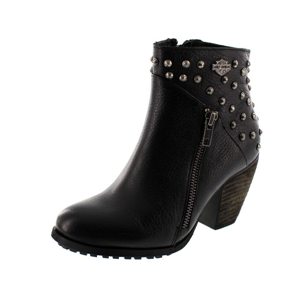 HARLEY DAVIDSON Women - Boots WEXFORD - D84125 - black