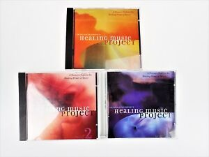 3 Audio CD Healing Music Project Relaxation Company New Age World