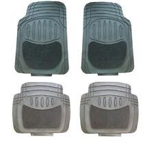Audi A1 A2 A3 A4 A5 A6 A8 Q7 Q5 Gomma & Tessuto PVC Auto Stuoie Robusto 4 pezzi