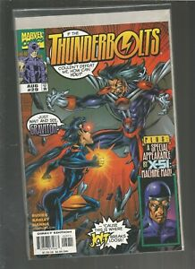 THUNDERBOLTS-1997-29-VF-BUSIEK-BAGLEY-HAWKEYE-COMBINE-SHIPPING