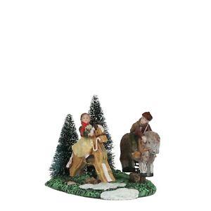 LUVILLE-Wobbeling-Horses-704-Weihnachtsdorf-Weihnachtsdeko