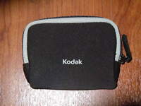 Genuine Zippered Neoprene Case For Kodak Digital Cameras - 085854211192
