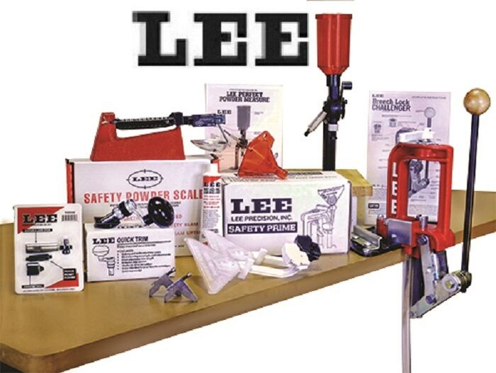 Prensa Challenger de Cerradura de recámara Lee aniversario Kit con ribete rápido  90050  nuevo