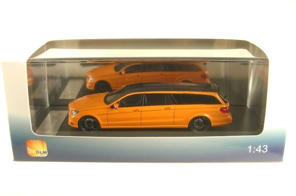 Mercedes-benz e-class T Lang (s212) binz Estate Limousine (arancia nero) 2015