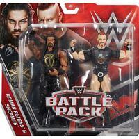 Mattel Wwe Battle Packs Series 43.5 Sheamus & Roman Reigns Action Figures