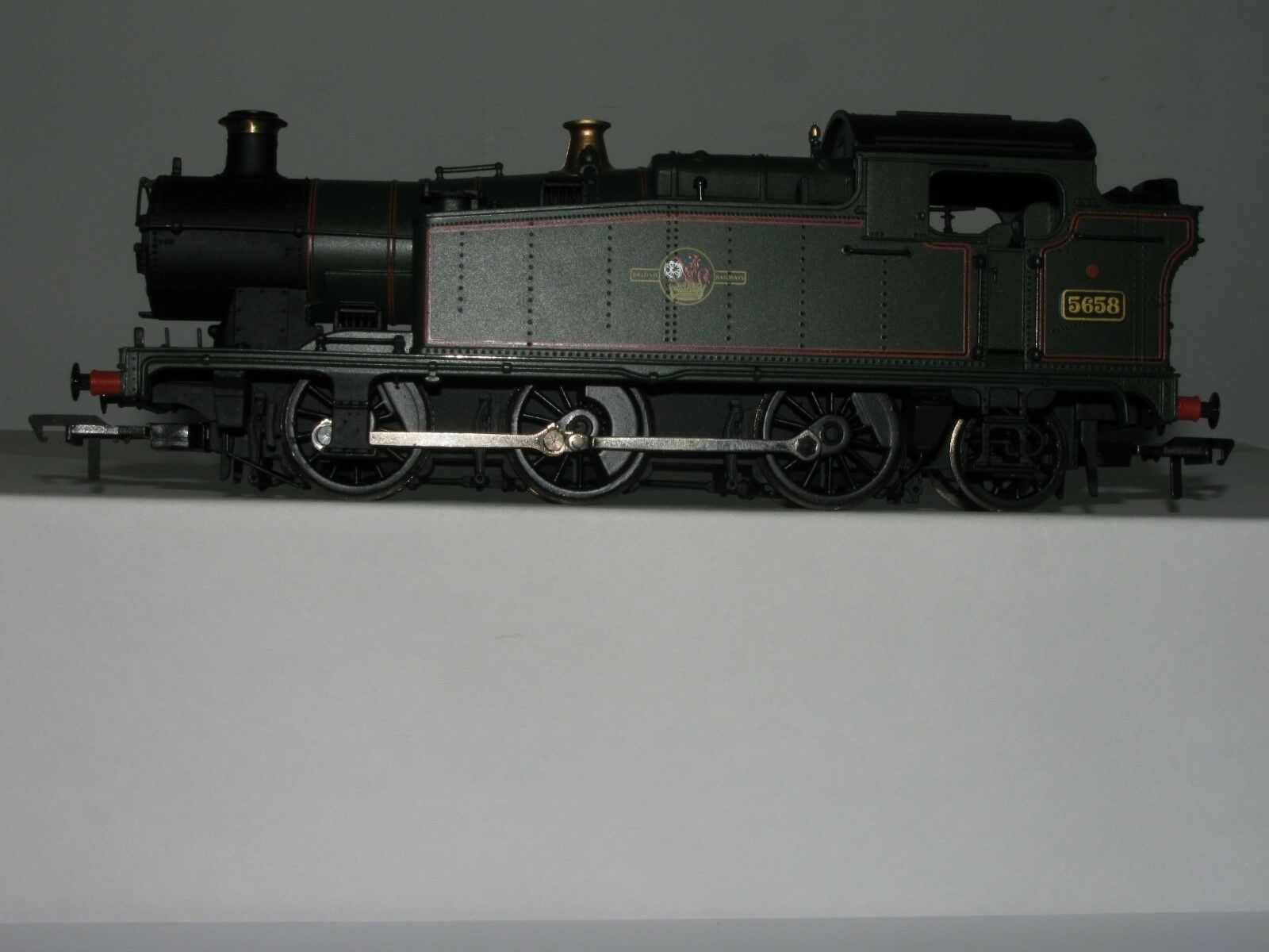 Branchline Bachuomon OO scala 32-077 classe 56XX Tank 558 BR Lined verde L Crest