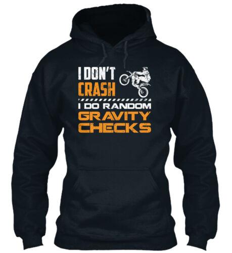 Motocross nicht Ich Check ab Schwerkraft in College den stürze Hoodie Bike Dirt Standard YqrYBA
