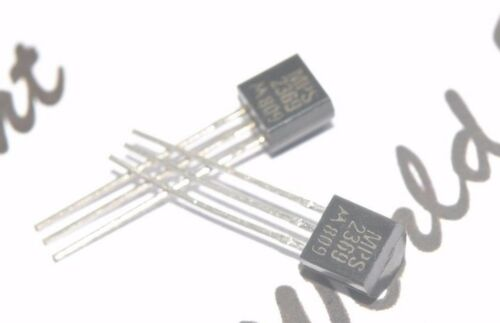 MOTOROLA MPS2369 NPN Transistor 2pcs /'Genuine/'