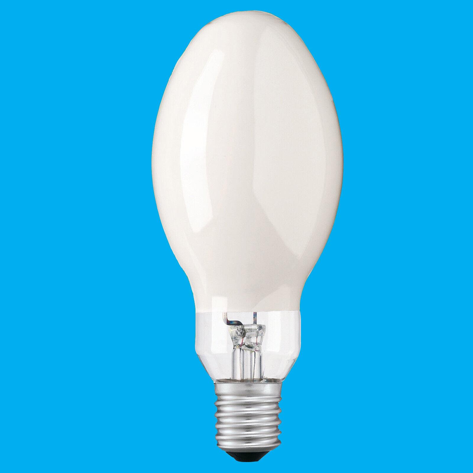 8x 250W Pearl HPM Mercury Vapour Lamp Light Bulb GES E40 Goliath Edison Screw