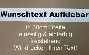 Wunschtext-Aufkleber-Auto-Domain-Beschriftung-Schriftzug-Cartattoo-bis-30cm