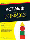 ACT Math For Dummies by Mark Zegarelli (Paperback, 2011)