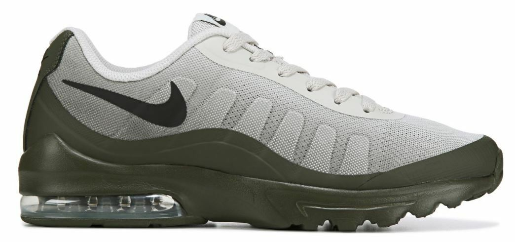 NIKE AIR MAX Men's Invigor Comfy Athletic Walking Running Sneaker shoes Olive