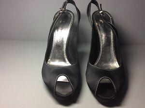 Black Satin Size 39 Bologna Uk Shoes Mario Women's 6 6AwUdd