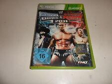 XBox 360  WWE Smackdown 2011