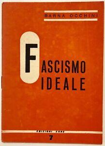 RSI-FASCISMO-IDEALE-Barna-Occhini-libro-edizioni-Erre-Rep-Sociale-Italiana