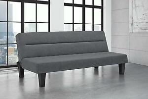 Image Is Loading Modern Versatile Minimalistic Lightweight Charcoal Kebo Futon Sofa