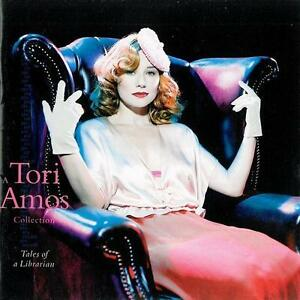 TORI-AMOS-Tales-Of-A-Librarian-Collection-CD-BRAND-NEW