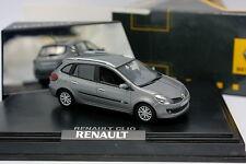 Norev 1/43 - Renault Clio Break Estate Grise