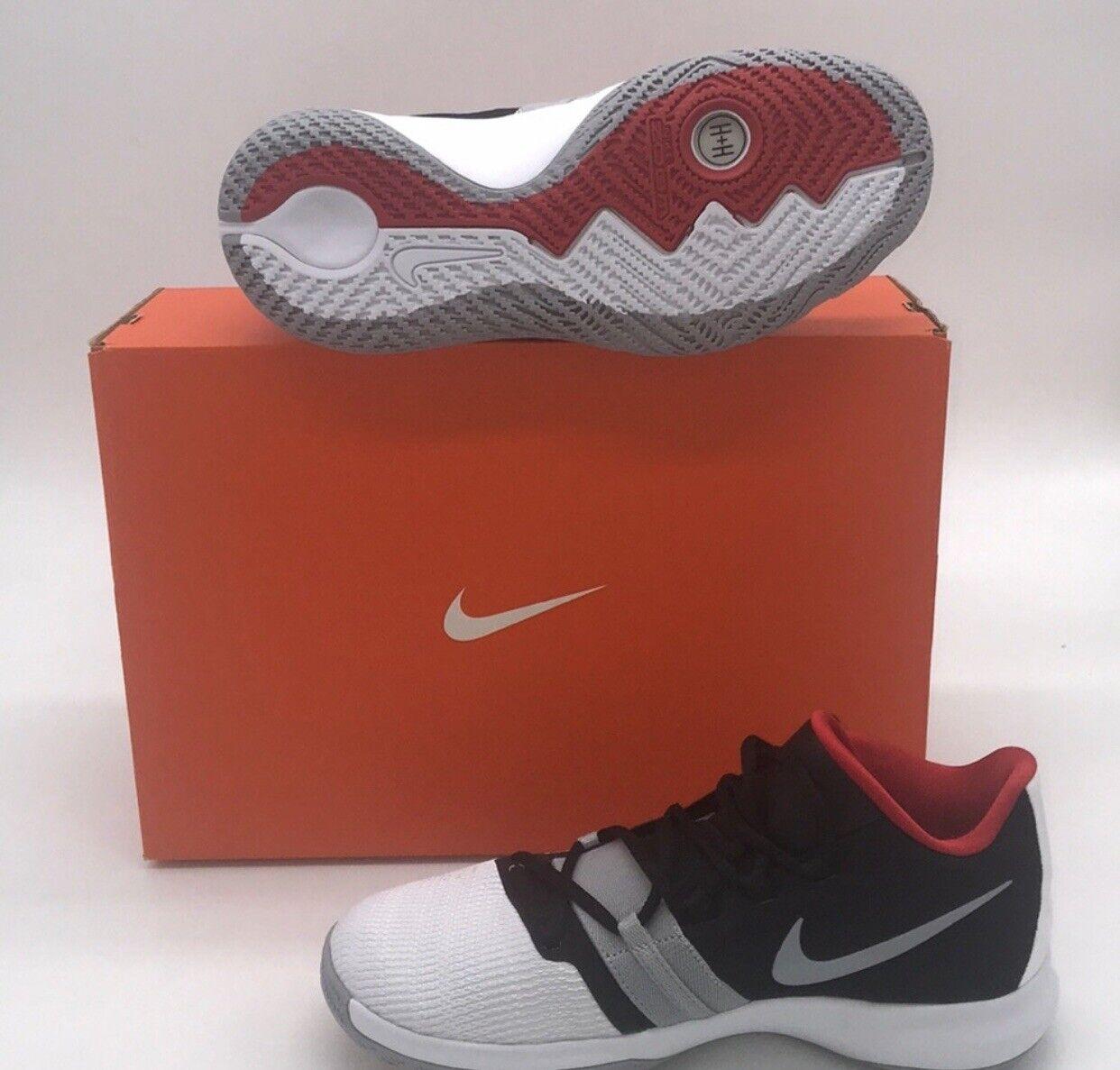 264e006b4895 Men s Nike Kyrie Flytrap AA7071-102 White White White Size 8.5 20a48e