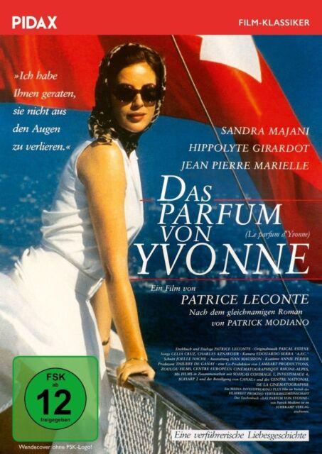 Das Parfum von Yvonne * DVD Film nach Bestseller von Patrick Modiano Pidax Neu