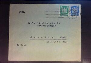 Germany-1925-Bautzen-Cover-to-USA-Z1208