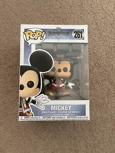 Disney Kingdom Hearts Topolino-Nuovo Funko Pop Figura in vinile
