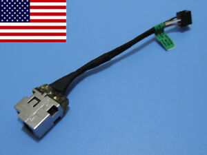 DC-Power-Jack-Cable-Harness-for-HP-Sleekbook-15-B109WM-15-B119WM-15-B142DX