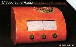 G-2090-592-C-amp-C-4175-SCHEDA-TELEFONICA-USATA-MUSEO-DELLA-RADIO-DUCATI