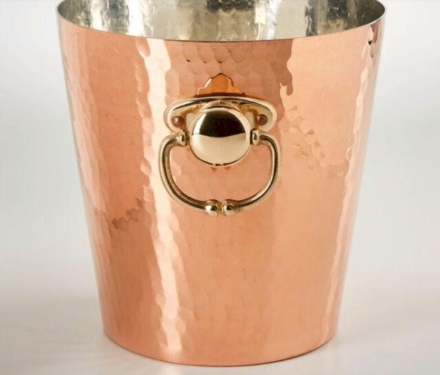 Mauviel M Pion Copper Oval Champagne