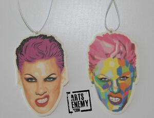 PINK-AIR-FRESHENER-p-nk-music-memorabilia-art-singer-funhouse-truth-about-love