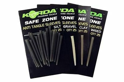 Korda Safe Zone Anti Tangle Sleeves - All Colours
