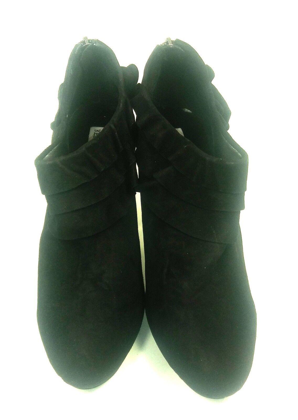 KELSI DAGGER, DGoldTHY ANKLE Stiefel, damen, schwarz, schwarz, schwarz, US Größe 10 M, EUR 40, NEW c4861f
