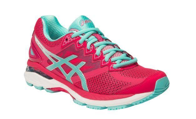 Asics GT 2000 4 Womens Running shoes (D) (2140)