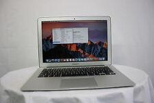 Best 2015yr Apple MacBook Air A1466 13.3'' i5-5250U 1.6GHZ 4GB 128GB SSD Grade A