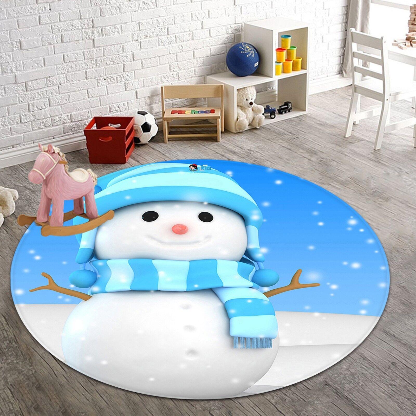 3D Natale Xmas 615 Antiscivolo Tappeto Tappetino stuoia di qualità rossoondo Elegante Tappeto foto Regno Unito