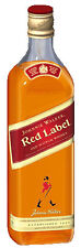 Johnnie Walker Red Label, Blended whisky, 1 litros