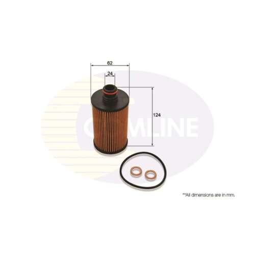 Fits Ssangyong Tivoli Genuine Comline Oil Filter