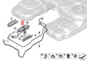 image is loading genuine-bmw-x5-e70-fuel-filter-pressure-regulator-