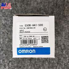 New Omron E5ck Aa1 500 Digital Controller In Box Usa Ship