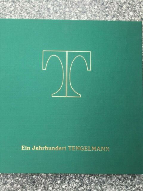Tengelmann Ein Jahrhundert Tengelmann gebundene Ausgabe