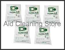 5 X NEW TO FIT Numatic Henry Hetty James FILTER FLO Vacuum Cleaner Hoover Bags