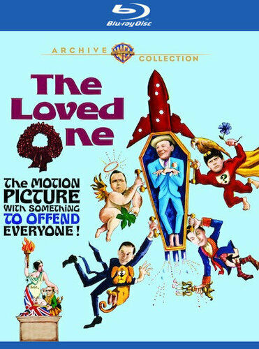 The Loved One (1965) BLU-RAY NEW