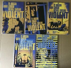 The-Violent-1-5-Great-criminal-series-by-Ed-Brisson