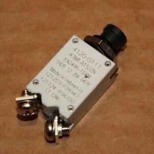 ETA-E-T-A-Series-4120-20A-Circuit-Breaker-4120-G111-K1M1-A1SOZN-Plated-Nut